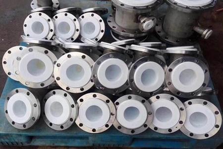 鐵氟龍內襯 - 金屬配管