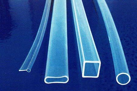 Teflon Square Tube Multi-Lumen Tube