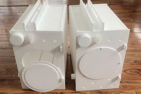 Teflon PTFE / PFA / PVDF Tank