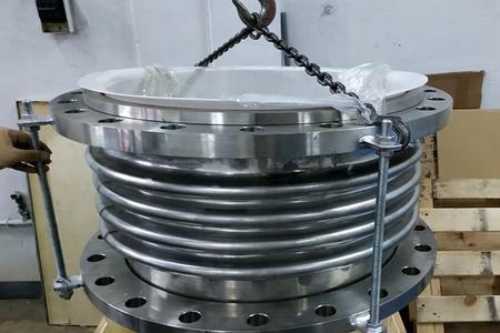 鐵氟龍內襯 - 金屬波紋管