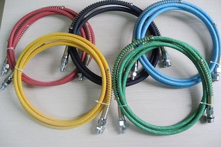鐵氟龍高壓高溫 - 不鏽鋼編織管 / 其他編織管 / 橡膠包覆管
